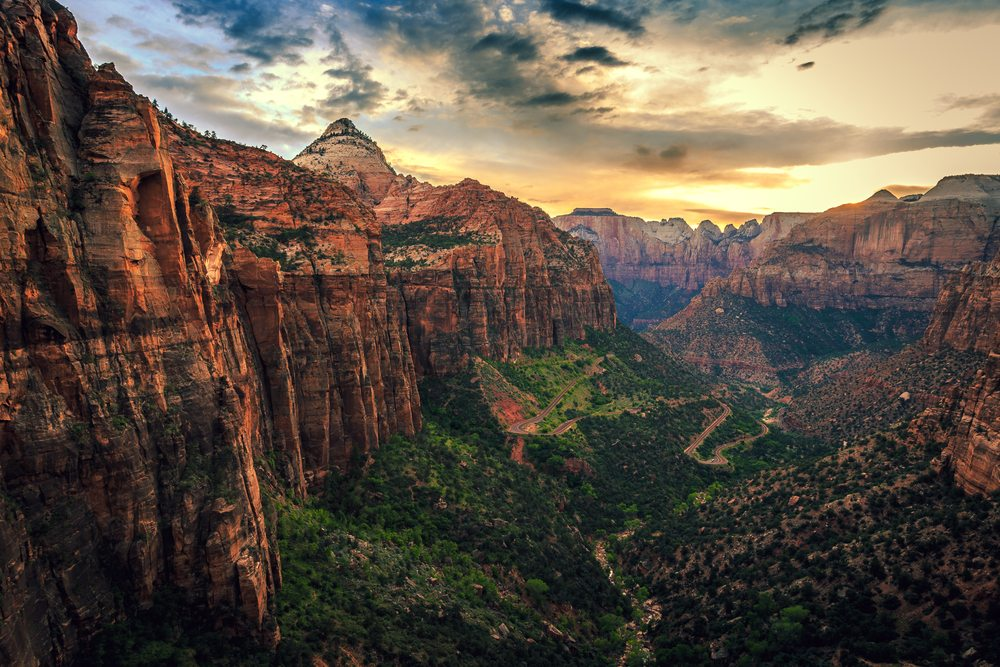 Divinely Inspired: Zion National Park