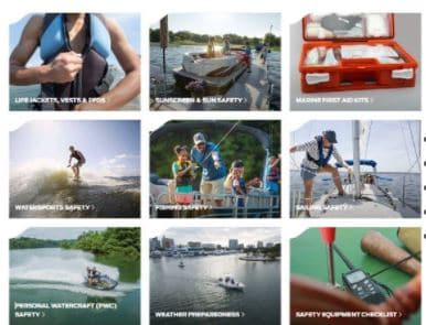 Boating Safety Resources To Share With Customers